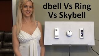 dbell HD Live Vs Ring Pro Vs Skybell HD Video Doorbell