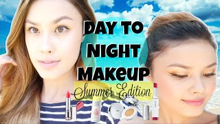 My Everyday Summer Day to Night Makeup Tutorial | ft. Korean Makeup from Aritaum