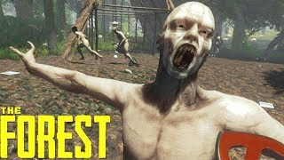 The Forest Gameplay Walkthrough Part 4 // Open World Horror Survival Game ( Surviving the Monsters )