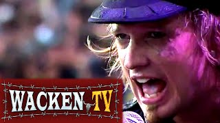 Avantasia - Reach Out For The Light and Lost In Space - Live at Wacken Open Air 2011