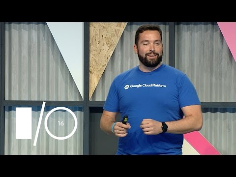 Google Cloud Spin: Stopping time with the power of the Cloud - Google I/O 2016