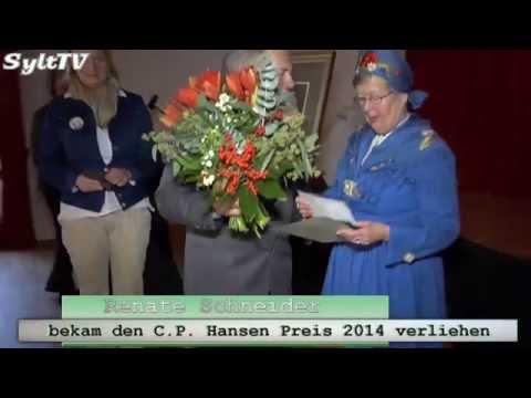 C.P. Hansen Preis auf Sylt verliehen