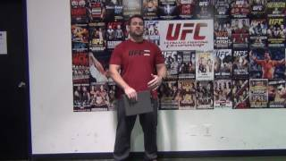 UFC Squat Ultimate Fighter Championship Clip 33 - LOF(Life of a Fighter)