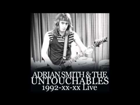Adrian Smith and The Untouchables - Big Trouble