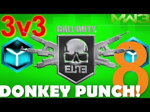 3v3 FACEOFF // BLACK OPS 2 NEWS // STICKY SUBS [The Donkey Punch! Ep. 8]