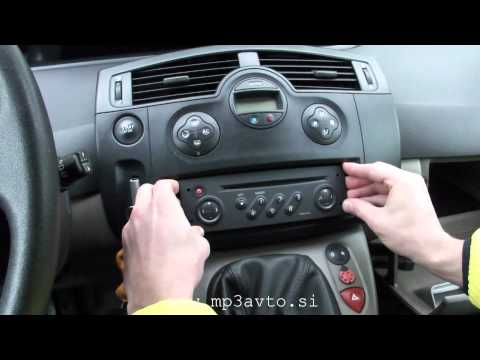 xCarLink USB/SD - Renault Scenic 2005 - avtoradio Tuner List