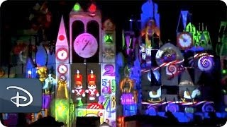 """it's a small world"" Holiday Clock Show 