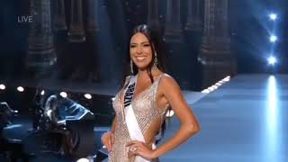 Top 10 Favorite Evening Gown Miss Universe 2018