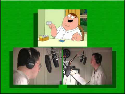 Inside the Recording Booth - Family Guy