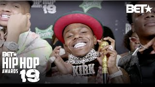 DaBaby, Gunna, YK Osiris, Saweetie & More Show Off Their Pricey Drip $$$! | Hip Hop Awards '19