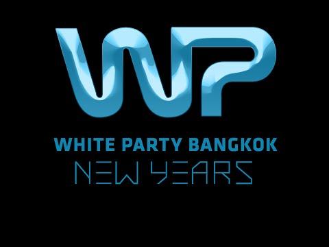 White Party Bangkok  New Year 2016