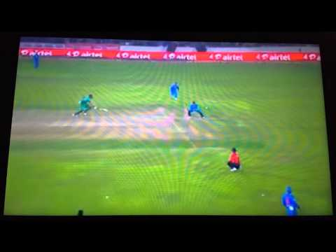 VIRAT KOHLI trolling afridi on his run-out 2016 ASIA CUP