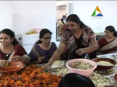 World record athapookkalam, Middle East Edition News, 22.08.2014, Jaihind TV