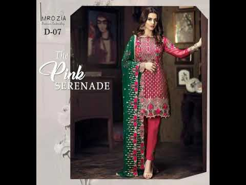 fashion design pakistani dresses For eid ul adha 2018