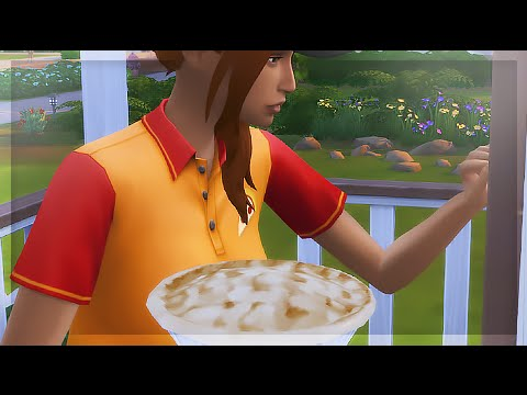 THE SIMS 4 | FOOD DELIVERY | Get Food Delivered To YOUR Door!
