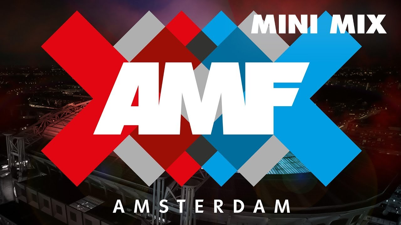 AMF 2017 Amsterdam - 5 year Anniversary (OUT NOW) [Mini Mix]
