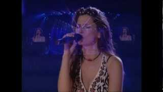 Shania Twain - It´s only hurts when I´m breathing