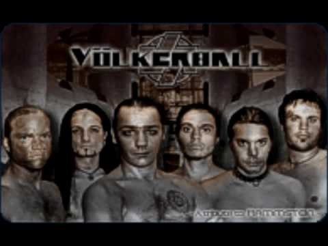 Völkerball - Ich Will (Rammstein cover)
