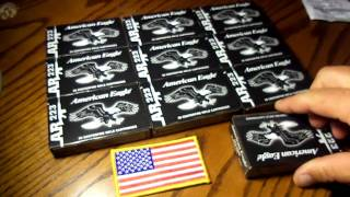 223. American Eagle ammo Great Price!!!!!!!!