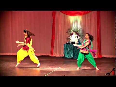Mmd 2012 Ganesh Chaturthi Dance Maithelee Gauri video