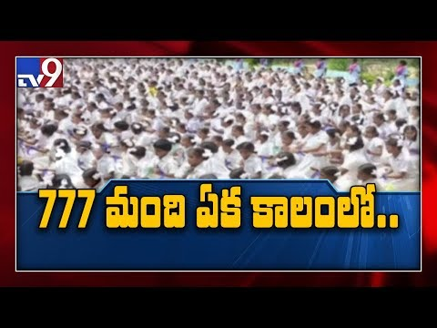 777 girls dance demanding a ban in alcohol - TV9