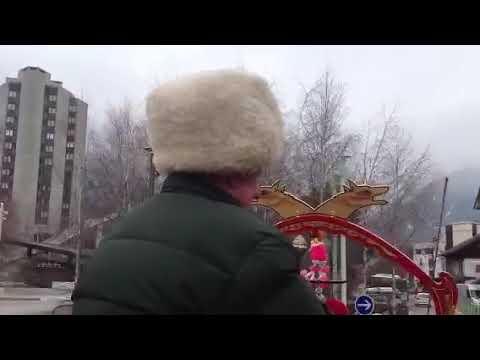 Chamonix te perd met Russiese drywer