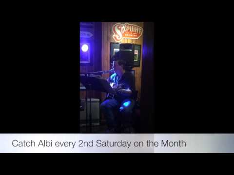 Albi Performing the Doors at Aroma Thyme  | Hudson Valley
