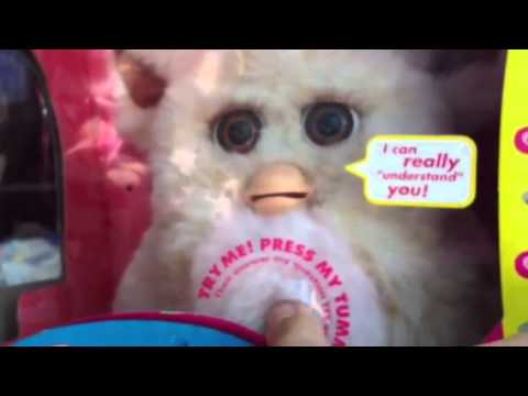 My Emoto-tronic Furby Review