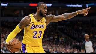 BREAKING: Lebron James To Play POINT GUARD For Los Angeles Lakers Next Season| FERRO REACTS SPORTS