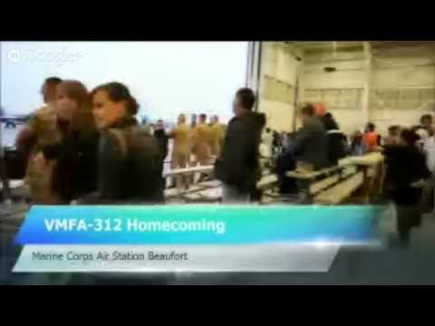 VMFA-312 Homecoming