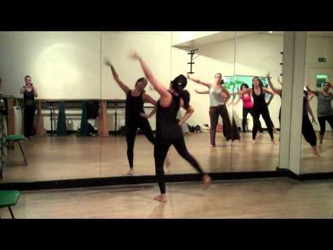 BollywoodBhangra Course with Minila Shah - Chane Ke Khet Mein...