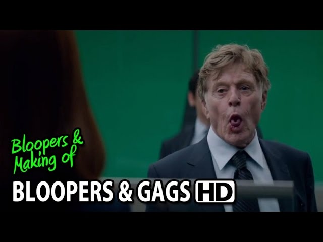 Captain America: The Winter Soldier (2014) Bloopers, Gag Reel & Outtakes