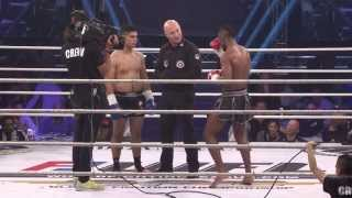 Mohammed el Messaoudi VS Cedric Manhoef - WFL