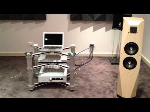Avalon Transendant Bladelius Thor III Resolution Audio Cantata at Absolute Hi End