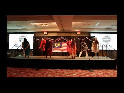 Masa Osu Cultural Night 2014 - Chal Chaiya Chaiya video
