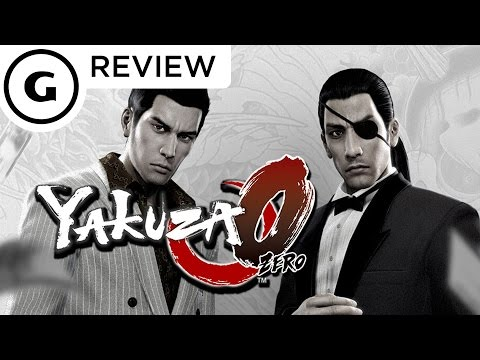 Yakuza Zero Review