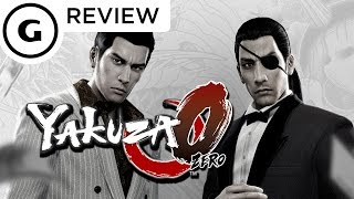 Yakuza Zero Review