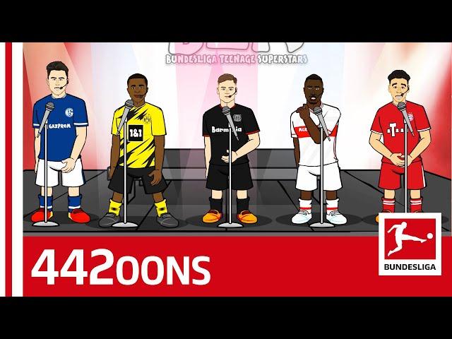 The Bundesliga Boys - Powered by 442oons