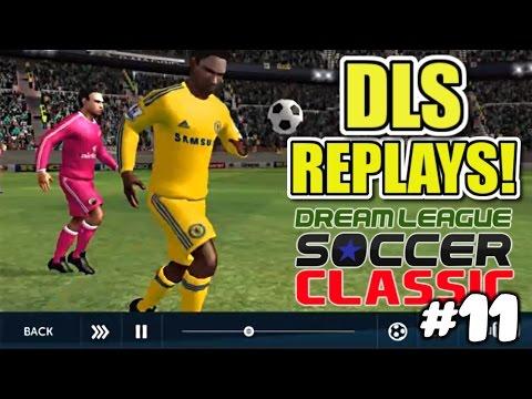 My Dream League Soccer Replays!! : Dream League Soccer - Classic #11