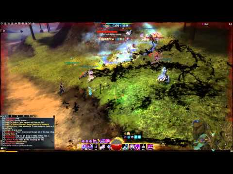 Seven Mirror -GW2 Mesmer 1vX 