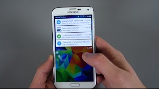Samsung Galaxy S5 Lollipop Tour!