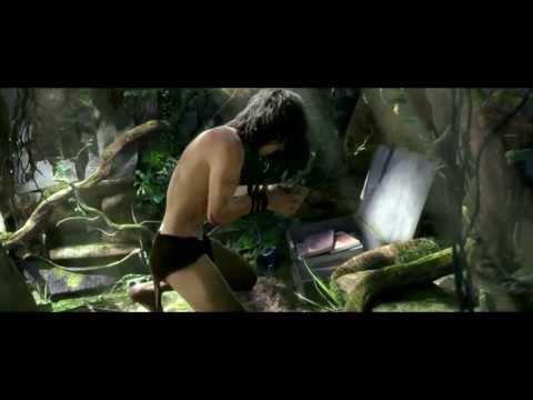 Tarzan 3d-trailer #2 (german) 720hd Animation Film video