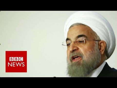 Rouhani roulette: How Iran's putting billions into Europe - BBC News