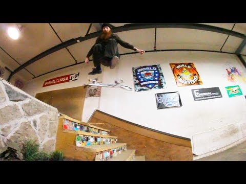 Ethernal Skate Films / Skateboarding night @ Puzzle Skatepark (Trois-Rivières)