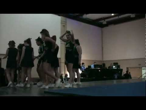 Silverdale Baptist Academy Competitive Cheerleading - Day 1