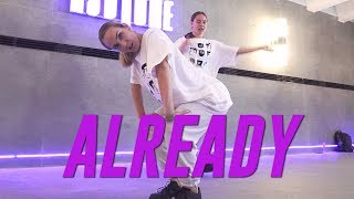 "Beyoncé ""ALREADY"" Choreography by Lilla Radoci"