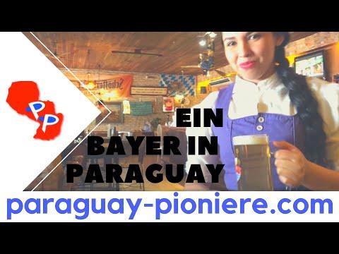 Restaurant Chiky oder ein Bayer in Paraguay - Interview -Auswanderer berichten