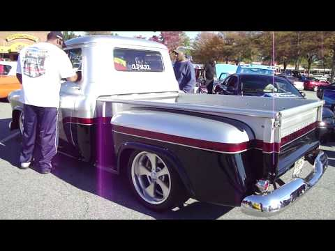 1956 Chevy Truck vs. 2004 Mustang GT...Exhaust Finals Music Videos