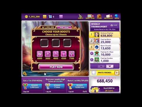 Quadrant Theory - T-Ray's Tips for Bejeweled Blitz gameplay