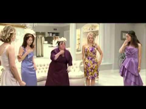 Damas en Guerra (Bridesmaids) (Trailer Sub Español)